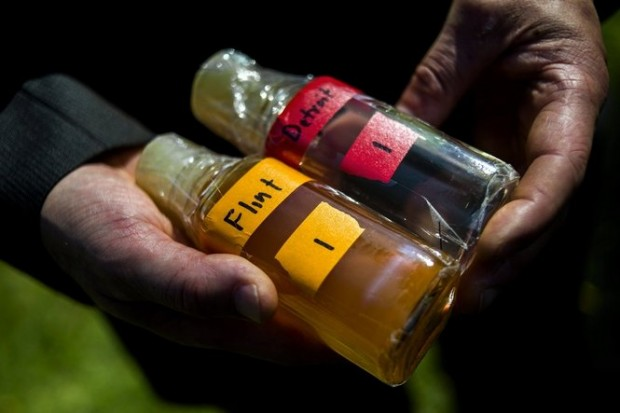 This Could Have Happened To You…..The Flint Water Crisis