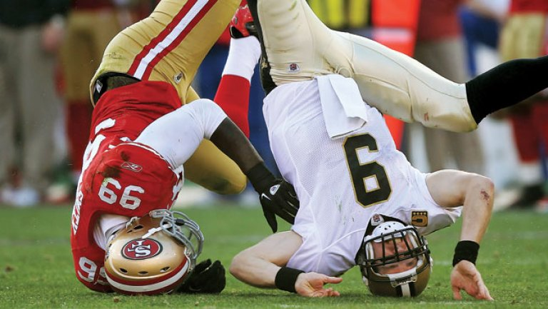 Concussions traumatic brain injury and football