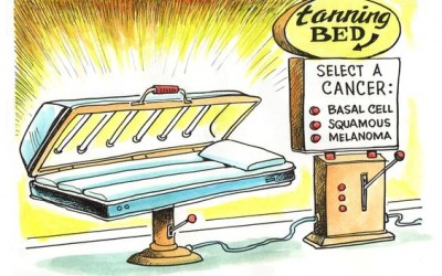 Be Carefree, Knowing That You Have Been Careful All Summer….Melanoma Awareness Month